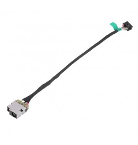 DC Power Jack (Βύσμα Τροφοδοσίας) HP Envy TouchSmart 15 15-J M6 M6-K M6-N CBL00380-0200 719318-S09 719318-FD9/SD9/YD9 8-Pin
