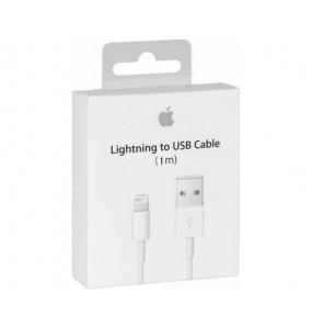 ΑΥΘΕΝΤΙΚΟ APPLE USB TO LIGHTNING ΚΑΛΩΔΙΟ 1M ✔ (Με συσκευασία)