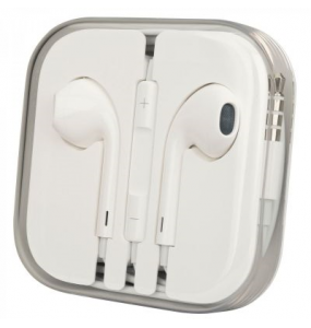 Ακουστικά Hands Free Apple EarPods MD827ZM/B Blister